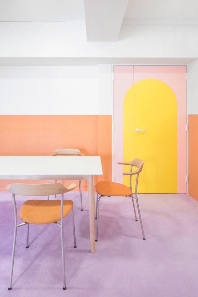 Ngắm căn nhà tràn ngập sắc hồng ở Nhật Bản, ai nhìn cũng mê - 6