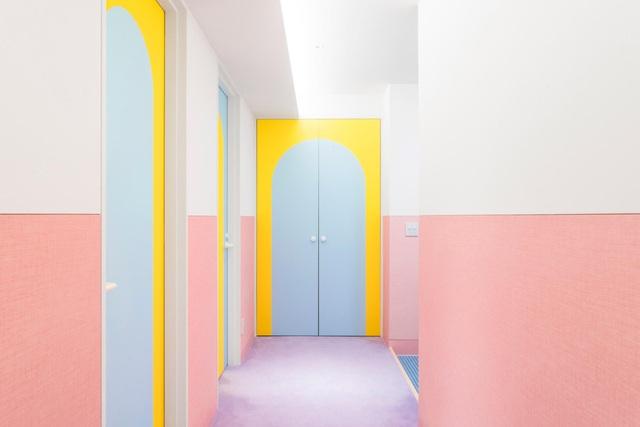 Ngắm căn nhà tràn ngập sắc hồng ở Nhật Bản, ai nhìn cũng mê - 7