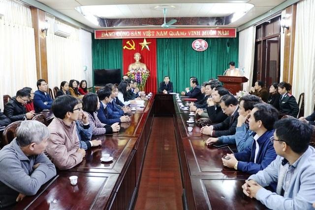 Chánh Thanh tra Ninh Bình được bổ nhiệm khi chưa là Thanh tra viên chính - 4