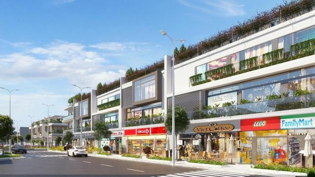 Nguyên Long Real ra mắt khu nhà phố thương mại Long Savanna - 2