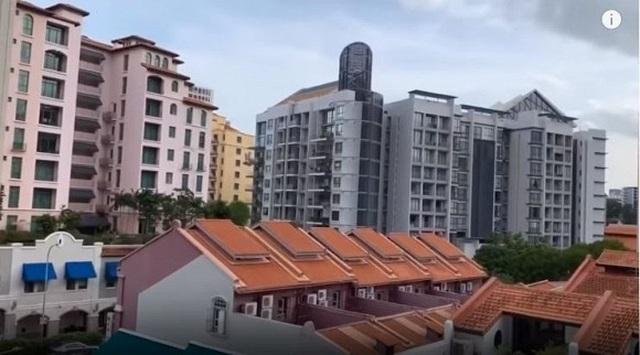 """Căn hộ """"nhỏ mà đắt đỏ"""" của Hoàng Oanh và chồng Tây tại Singapore - 11"""