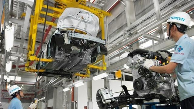 Ngành công nghiệp ô tô Việt khổ sở, điêu đứng vì Covid - 19 - 1