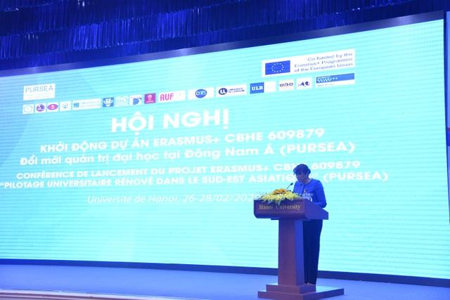 Đại học Việt Nam cùng đứng ra điều phối dự án châu Âu về quản trị đại học - 1