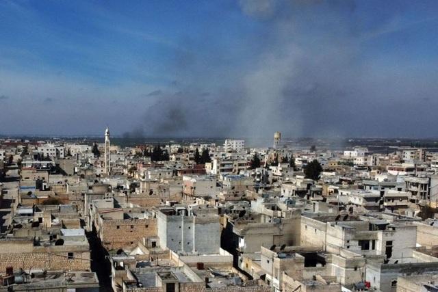 Thổ Nhĩ Kỳ cáo buộc Syria không kích làm 29 quân nhân thiệt mạng - 1