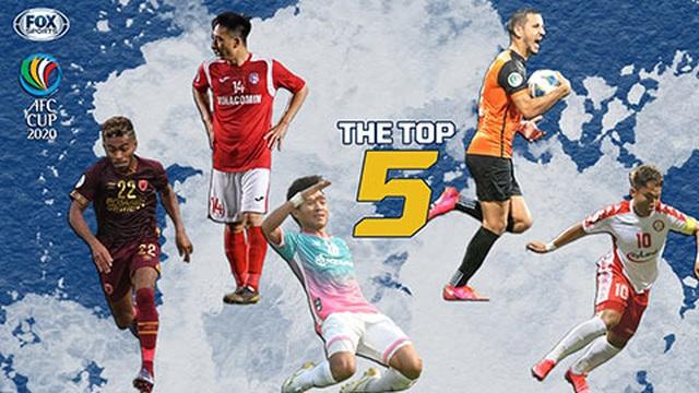 Báo châu Á tôn vinh hai cầu thủ CLB TPHCM tại AFC Cup - 2
