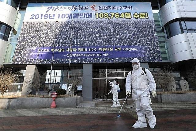 Một người Việt ở Daegu, Hàn Quốc nhiễm Covid-19 - 1
