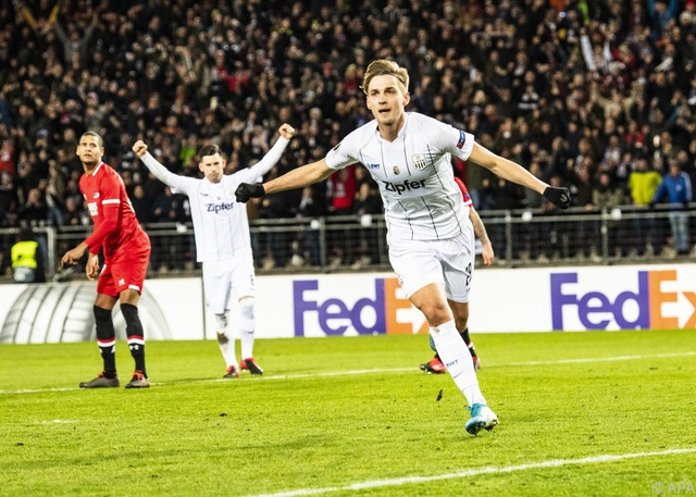 Đối thủ vô danh của Man Utd ở Europa League là ai? - 1