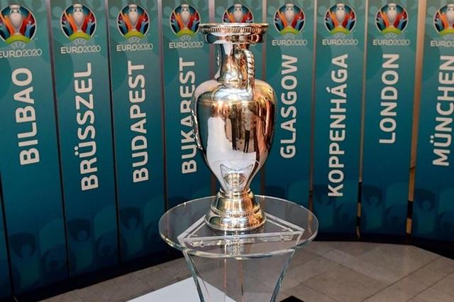 Euro 2020 có nguy cơ bị hoãn vì Covid-19 - 1