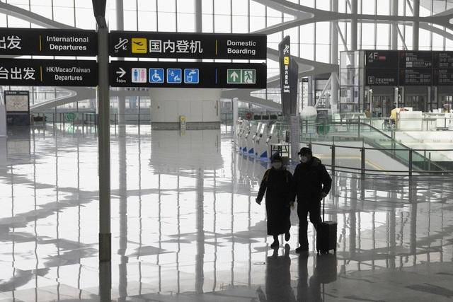 """Đại dịch Corona khiến vé máy bay ở Trung Quốc """"rẻ như cho"""" - 1"""