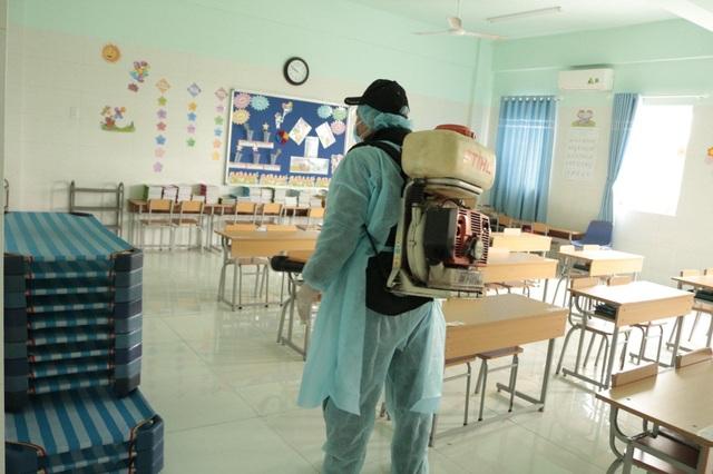 Phú Yên: Học sinh THPT đi học từ 2/3, Mầm non đến THCS nghỉ đến hết 8/3 - 1