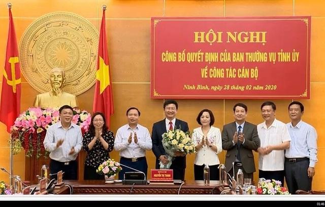 Thư ký Bí thư tỉnh Ninh Bình giữ chức Chánh Văn phòng Tỉnh ủy - 2