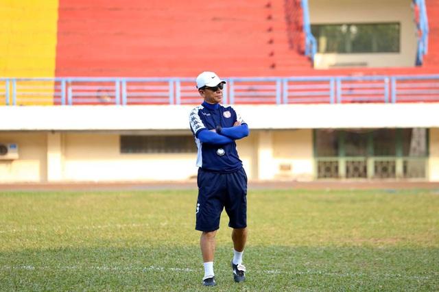 HLV Chung Hae Seong tin Công Phượng là chìa khoá của trận tranh Siêu cúp - 1