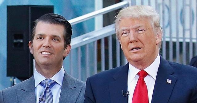 Phát ngôn gây tranh cãi của con trai ông Trump về dịch Covid-19 - 1
