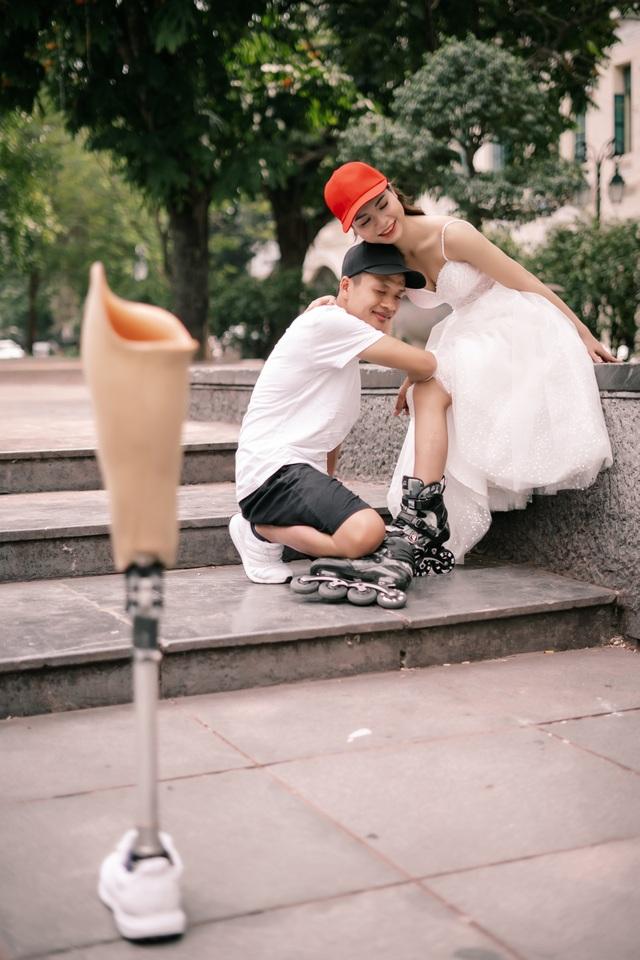 Tình yêu của vợ chồng lính chì dũng cảm: Hơn cả một câu chuyện tình - 15