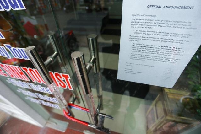 Hàng loạt khách sạn phố cổ ở Hà Nội thất thu, đóng cửa vì dịch Covid – 19 - 7