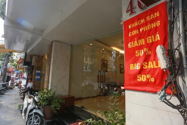Hàng loạt khách sạn phố cổ ở Hà Nội thất thu, đóng cửa vì dịch Covid – 19 - 8