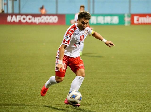 Thầy Park tìm nhân sự cho đội tuyển Việt Nam tại AFC Cup - 1