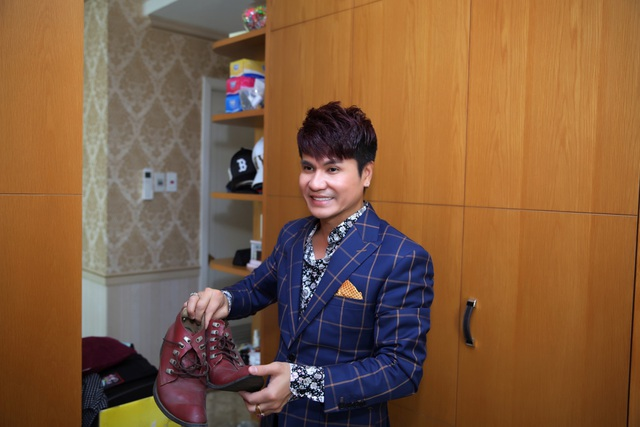 """Cận cảnh căn hộ cao cấp của """"Vua nhạc sàn"""" Lương Gia Huy - 12"""