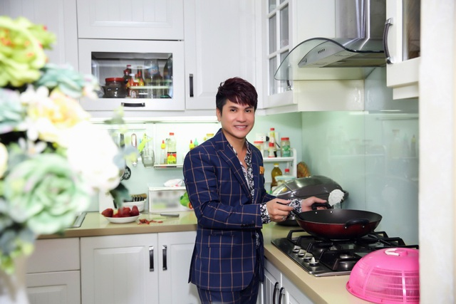 """Cận cảnh căn hộ cao cấp của """"Vua nhạc sàn"""" Lương Gia Huy - 16"""