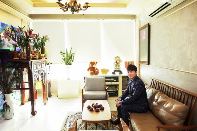 """Cận cảnh căn hộ cao cấp của """"Vua nhạc sàn"""" Lương Gia Huy - 4"""