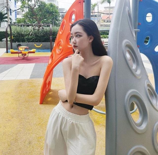 Thiếu nữ xinh nức tiếng Sài thành làm người mẫu khi 10 tuổi - 19