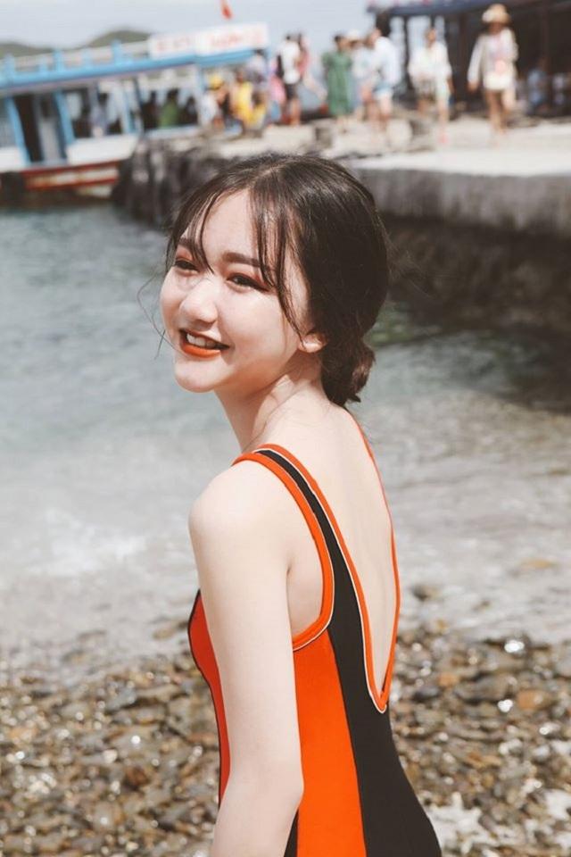 Thiếu nữ xinh nức tiếng Sài thành làm người mẫu khi 10 tuổi - 7