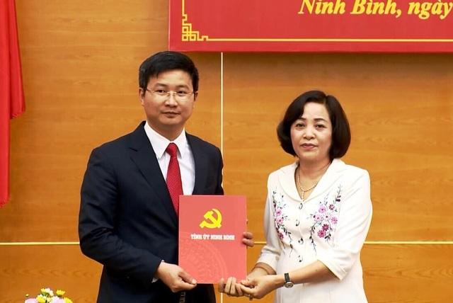 Thư ký Bí thư tỉnh Ninh Bình giữ chức Chánh Văn phòng Tỉnh ủy - 1