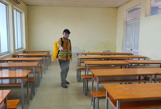 Phòng chống Covid-19: Nhiều trường ĐH đề xuất cho SV Y khoa đi học trước - 1
