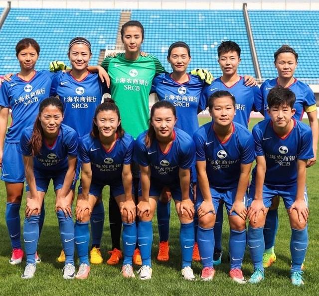 Vẻ đẹp như minh tinh màn ảnh của nữ thủ môn Trung Quốc - 2