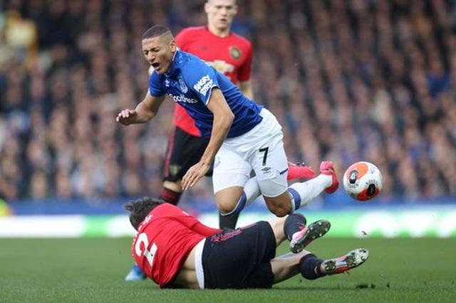 Những khoảnh khắc Man Utd kiếm một điểm vất vả trên sân Everton - Ảnh minh hoạ 4