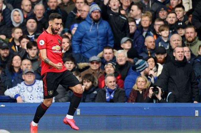 Những khoảnh khắc Man Utd kiếm một điểm vất vả trên sân Everton - Ảnh minh hoạ 9
