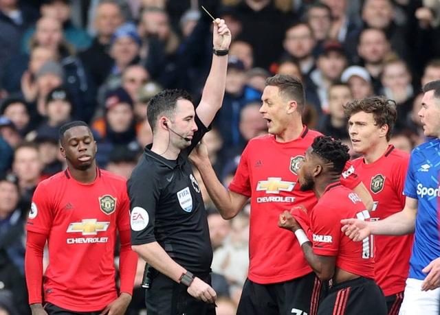 Những khoảnh khắc Man Utd kiếm một điểm vất vả trên sân Everton - Ảnh minh hoạ 16