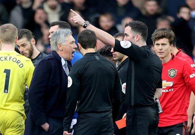 Những khoảnh khắc Man Utd kiếm một điểm vất vả trên sân Everton - Ảnh minh hoạ 19