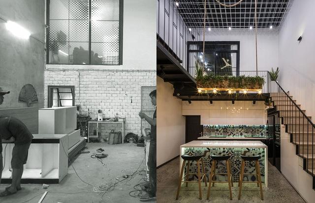 Bất ngờ nhà xưởng cũ hoang tàn ở Đà Nẵng đẹp như khách sạn sau cải tạo - 14