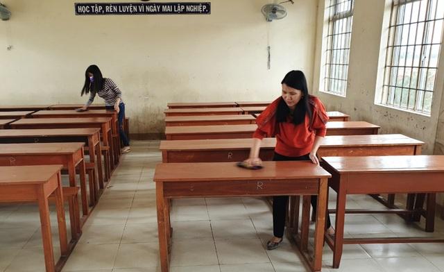 Nhiều địa phương cho học sinh tiếp tục nghỉ học để phòng, chống Covid-19 - 2