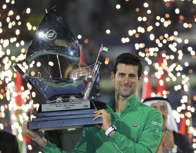 Djokovic đăng quang ở Dubai, Nadal vô địch Acapulco - 1