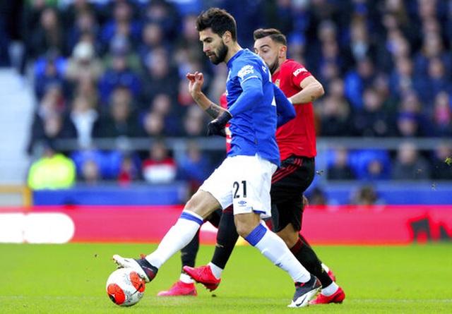 Những khoảnh khắc Man Utd kiếm một điểm vất vả trên sân Everton - Ảnh minh hoạ 5