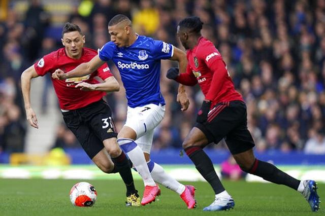 Những khoảnh khắc Man Utd kiếm một điểm vất vả trên sân Everton - Ảnh minh hoạ 12
