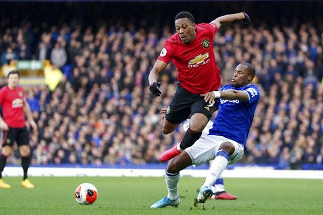 Những khoảnh khắc Man Utd kiếm một điểm vất vả trên sân Everton - Ảnh minh hoạ 14