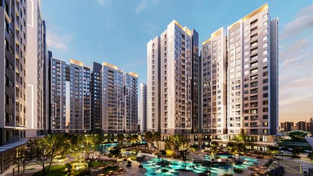 """An Gia """"xông đất"""" thị trường bất động sản Tây Sài Gòn với dự án Westgate - 2"""