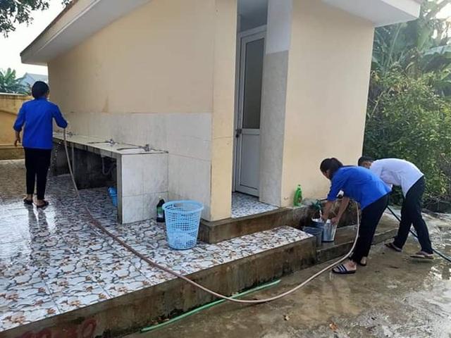 Hà Tĩnh: Trường học vệ sinh, khử trùng đón hơn 48.000 HS đi học hôm nay 2/3 - 4