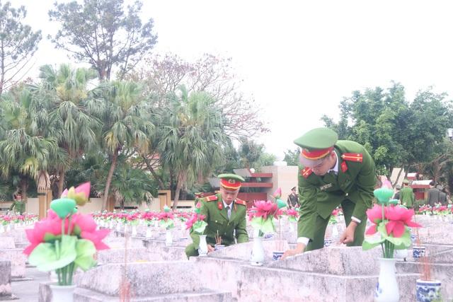 Tuổi trẻ Quảng Bình khởi động tháng thanh niên - 2
