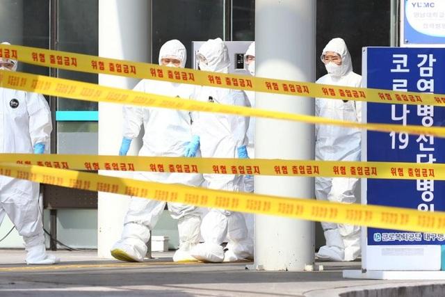 Hàn Quốc có 3.736 người nhiễm virus corona, 18 người chết - 1