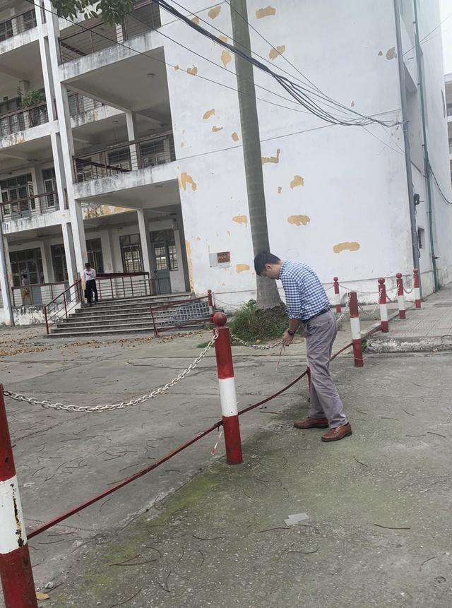 Đón sinh viên trở lại trường, ĐH Bách khoa HN ráo riết chuẩn bị phòng dịch - 11