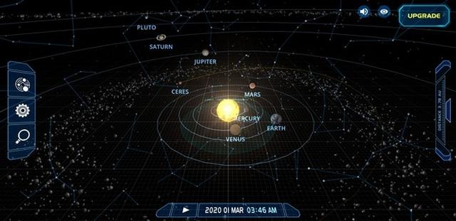 Ứng dụng giúp ngắm nhìn vũ trụ từ smartphone theo phong cách 3D đẹp mắt - 2