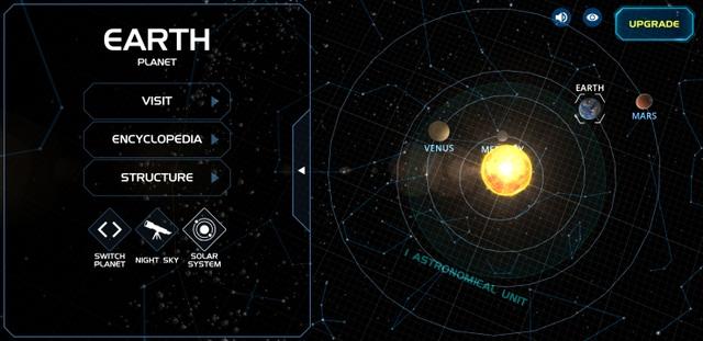 Ứng dụng giúp ngắm nhìn vũ trụ từ smartphone theo phong cách 3D đẹp mắt - 5