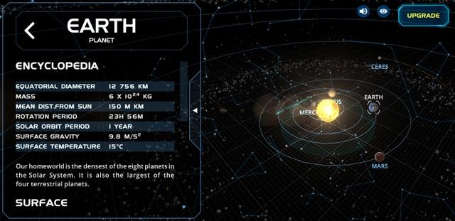 Ứng dụng giúp ngắm nhìn vũ trụ từ smartphone theo phong cách 3D đẹp mắt - 6