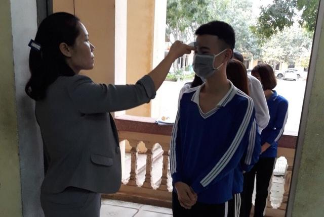 Trường học Thanh Hóa: 943 máy đo thân nhiệt, 24.566 vòi nước rửa tay - 4