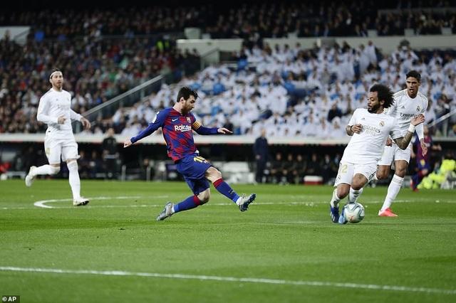Real Madrid 2-0 Barcelona: Chiến thắng thuyết phục - 1