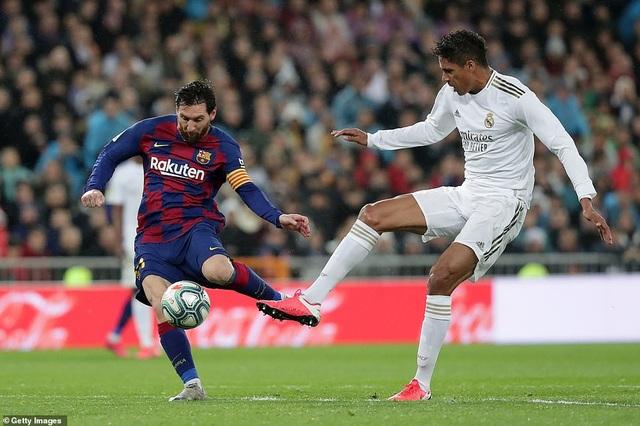 Real Madrid 2-0 Barcelona: Chiến thắng thuyết phục - 3